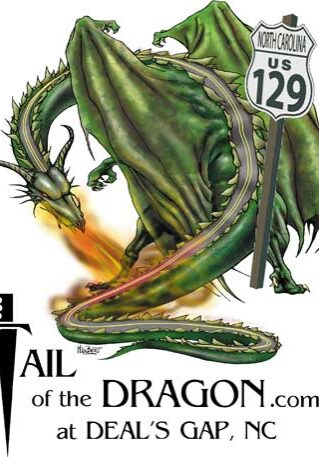 Tail of Dragon